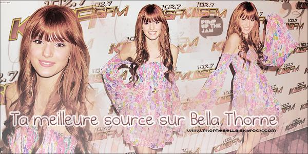 www.ThorneBella.skyrock.com   ●   Suis toute l'actu' de la talentueuse Bella Thorne ! Découvre sur ici toutes les dernières news, photos & vidéos .. de la sublime actrice de Shake It Up !