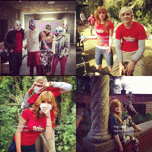 Photo prise par une fan de Bella au Mexique le 24 novembre 2012.