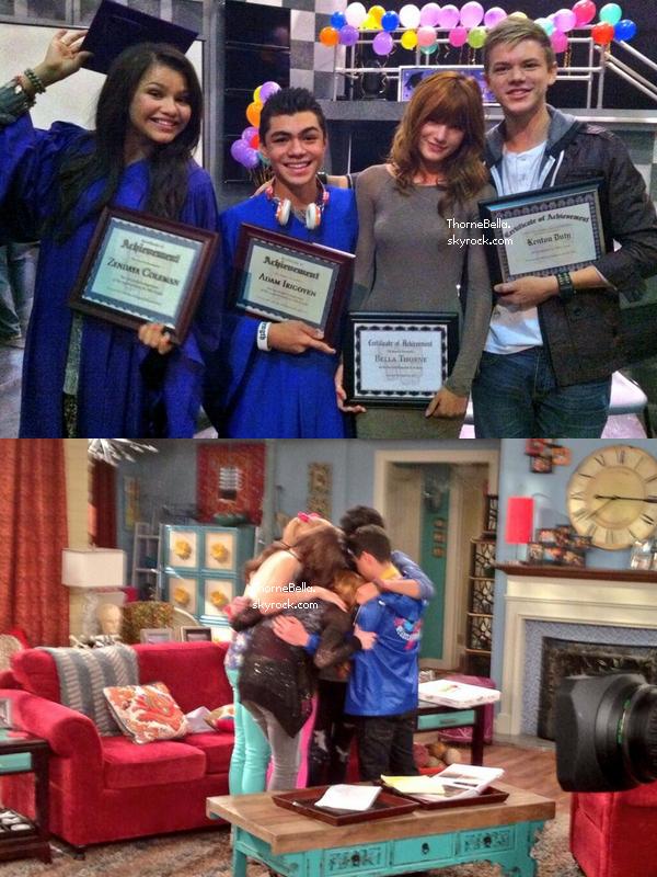 """Découvrez les stills du dernier épisode de SIU """"Remember me"""" qui a été diffusé le 10 novembre sur Disney Channel US."""