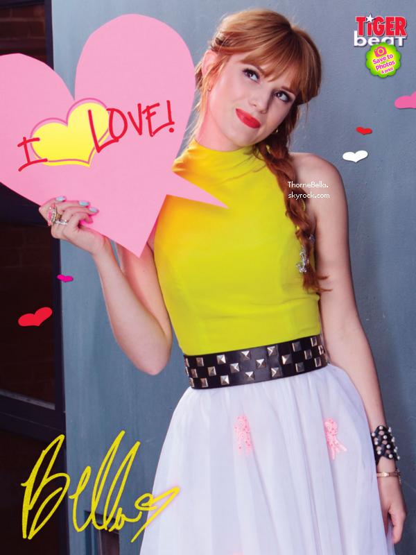 Nouvelles photos twitter de Bella du 23 décembre 2013.