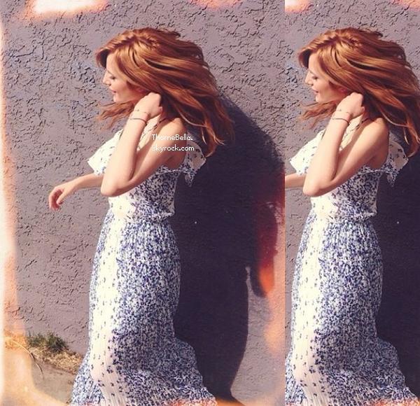 Nouvelles photos twitter de Bella du 2 février 2014.
