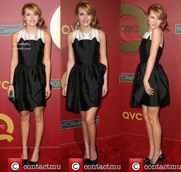 Bella à la 5ème cérémonie des QVC Style le 28 février 2014 à Los Angeles.