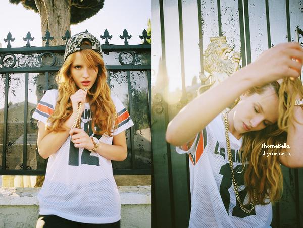 Bella a réalisé un nouveau photoshoot par Amber Asaly.