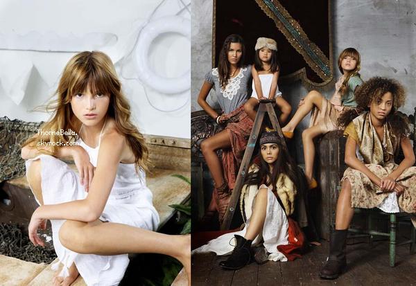 (Re)Découvrez un ancien shoot de Bella par Dani Brubaker quand elle était plus jeune.