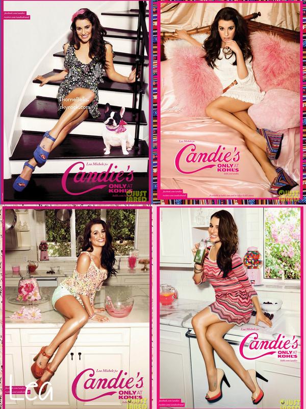 Elles ont toutes posés pour Candie's. Quel est votre shoot et votre égérie préférée?