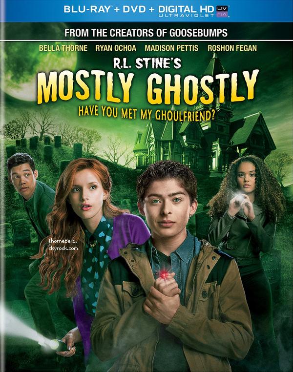 Découvrez l'affiche + le trailer de Mostly Ghostly: Have You Met My Ghoulfriend?