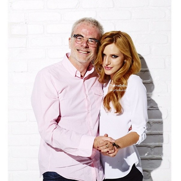 Bella a réalisé un shoot pour le magazine 360 le 23 juillet. Elle y ferra la couverture.