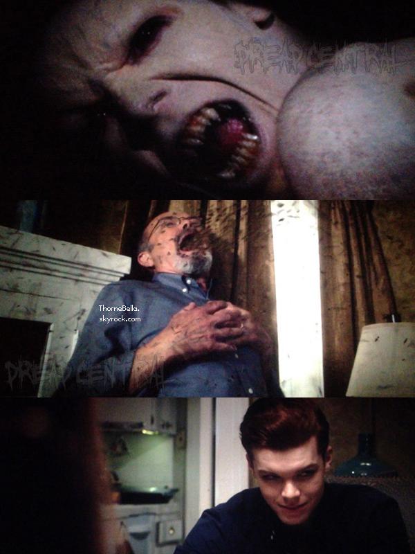 """Découvrez les premières photos du film d'horreur """"AmityVille"""" qui sortira le 2 janvier 2015 dans les salles américaines."""