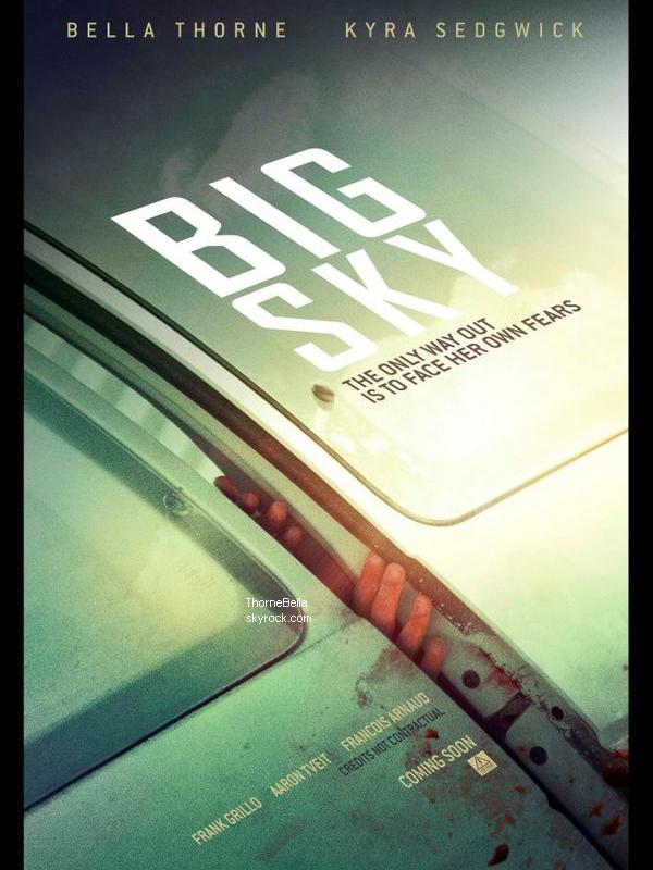Voici le premier poster de Big Sky !