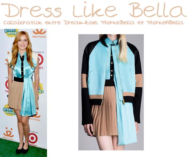 Découvez le shoot de Bella pour 360 magazine. Qu'en pensez-vous?