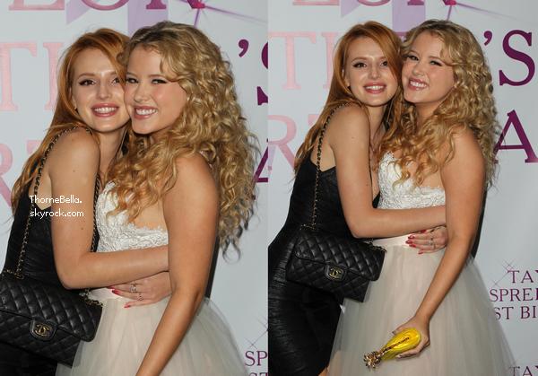 Bella au 21ème anniversaire de Taylor Spreitler le 25 octobre 2014.