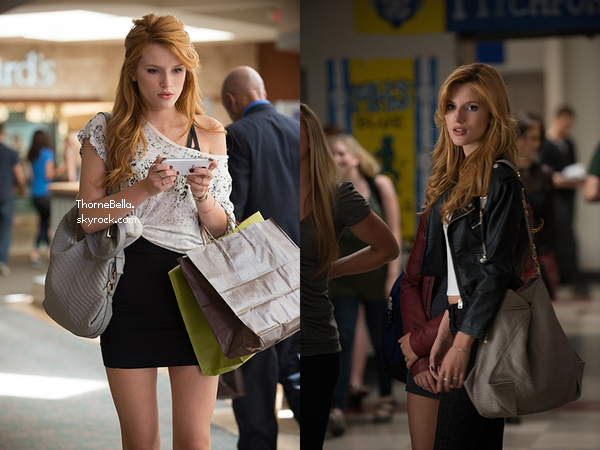 "Premier stills promotionnels pour ""The Duff""."