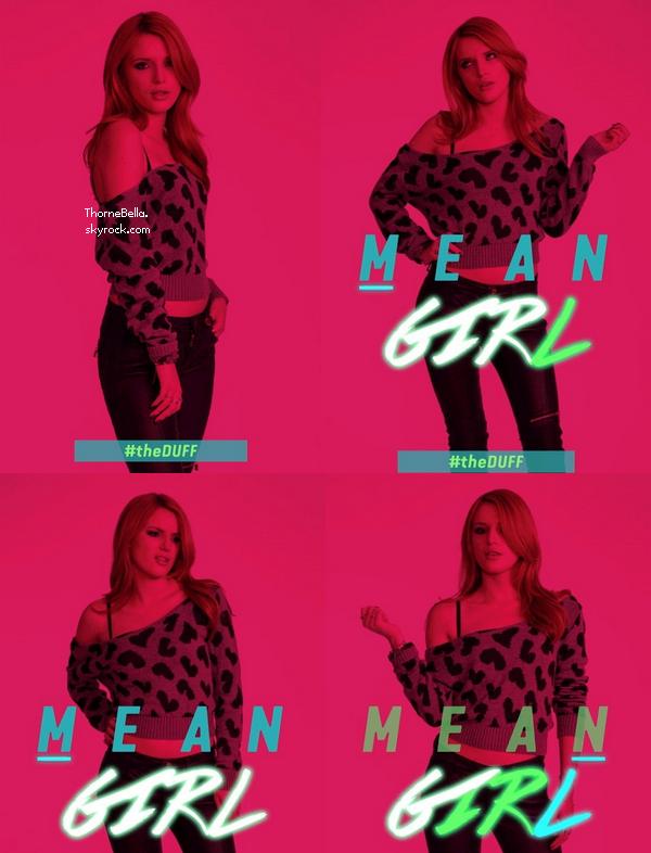 """Nouvelles photos promotionnelles de """"The Duff""""."""