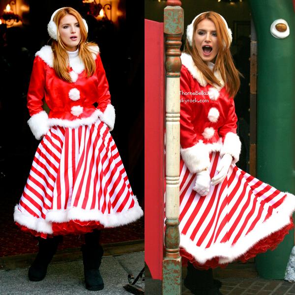 Bella a été vu au Groove le 18 décembre.