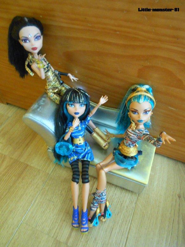 Nefera: The Princess of Egypt !!