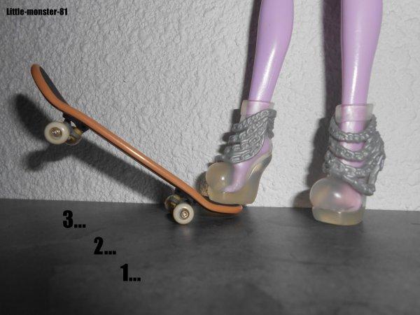 Operetta, Reine de la Crime mais pas du Skate