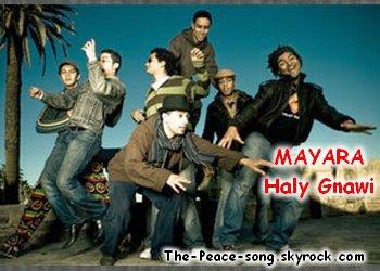 mayara band haly gnawi
