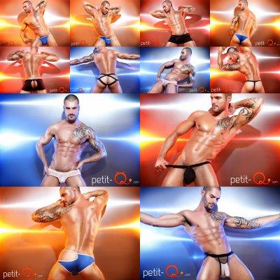 Lancement de la lingerie masculine sexy Petit Q