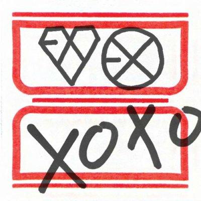 The 1st Album 'XOXO' / EXO-K - Wolf (2013)