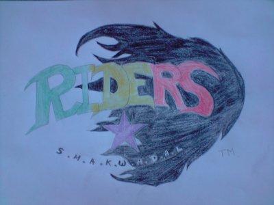 Le logo des Riders!!! Ce logo va bientôt changer sauf l'étoile.