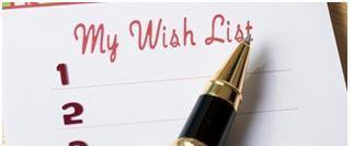 ====> My Wishlist