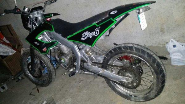 Ma nouvelle 50cc