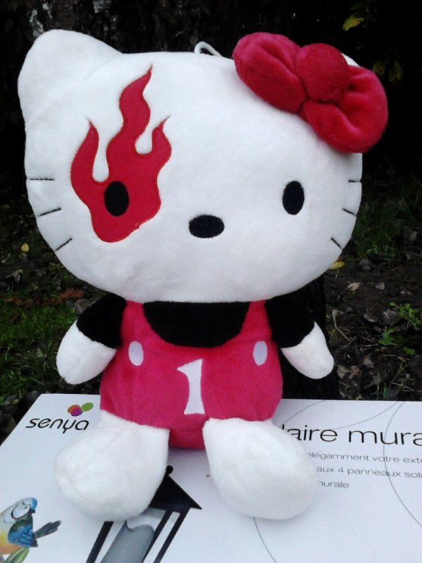HELLO KITTY FIRE