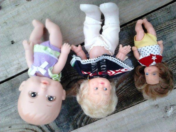 3 bebes