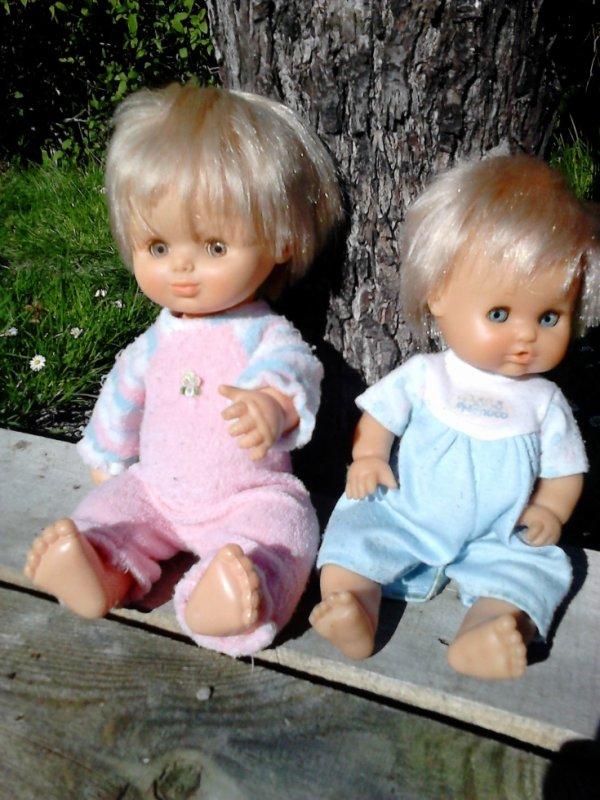 2 bebebes nenuco