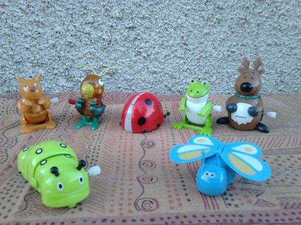 figurines automates hans china