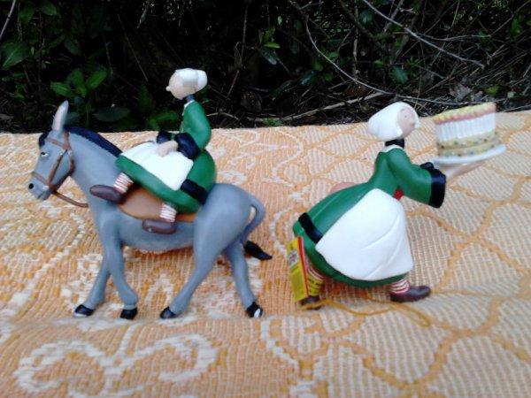 becassine figurines