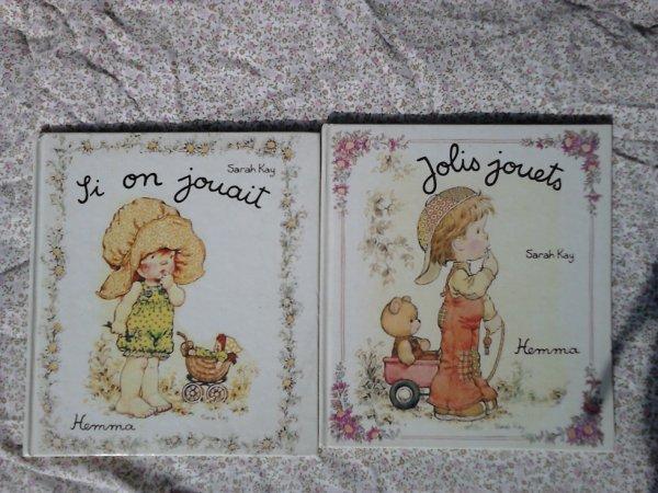 livres sarah kay