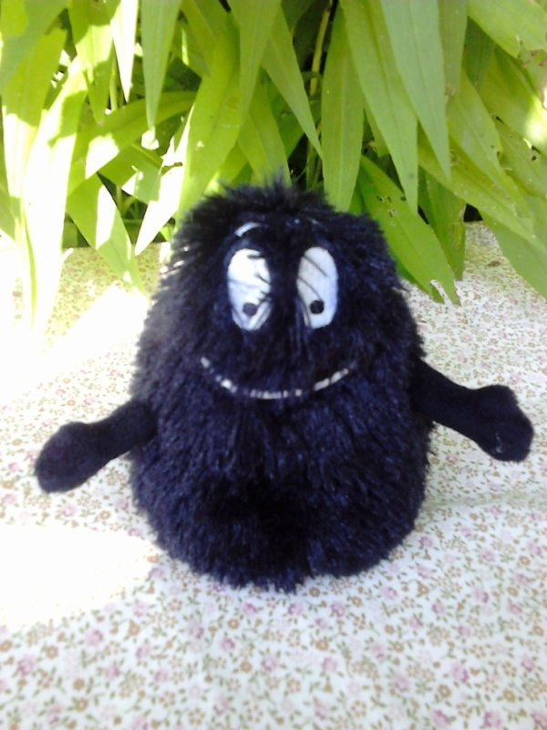 barbapapa noir