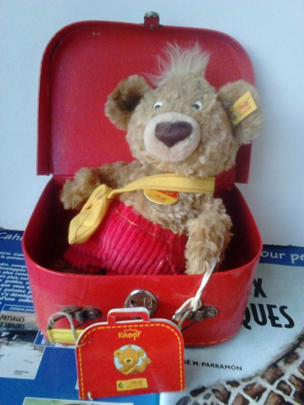 ours knopf steiff