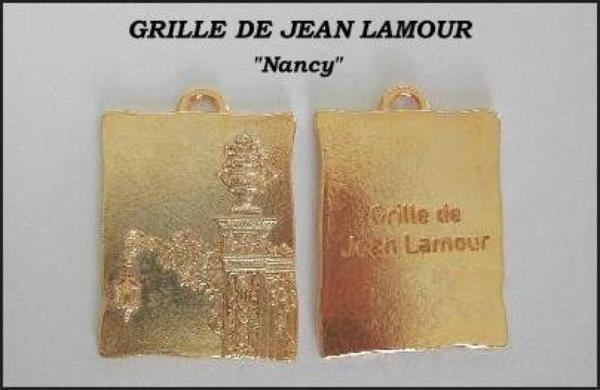 """GRILLE DE JEAN LAMOUR """"NANCY"""""""