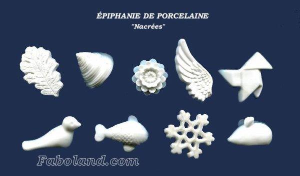 ÉPIPHANIE DE PORCELAINE