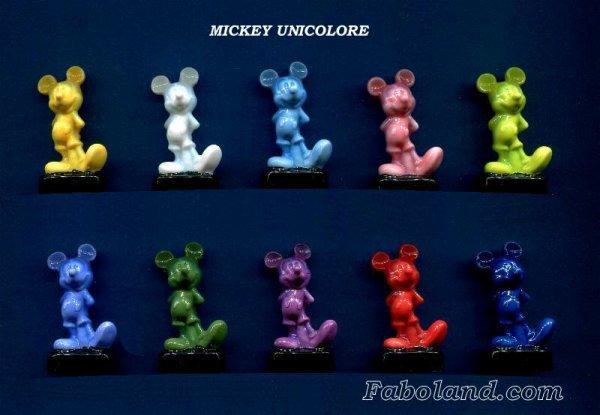 MICKEY UNICOLORE