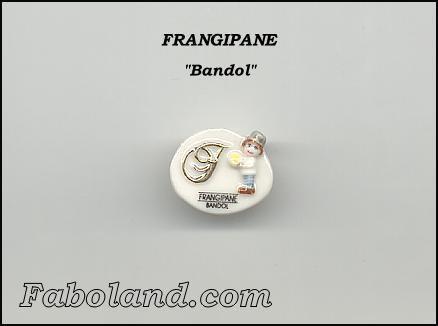 """FRANGIPANE """"BANDOL"""""""