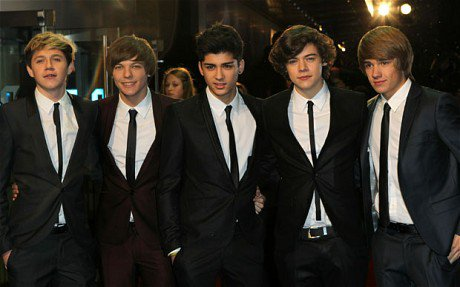 3 ans déjà...Happy Birthday One Direction <3 !!!