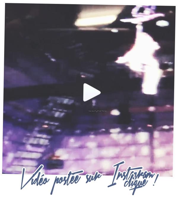 . Voici des vidéos postées par Martina sur Instagram. Clique sur les images pour voir les vidéos ! .