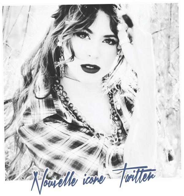 . Nouvelle icone Twitter de Martina. .