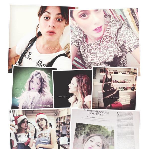 . Nouvelles photos personnelles de Martina ! .