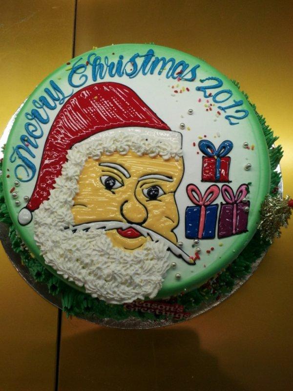 new cake