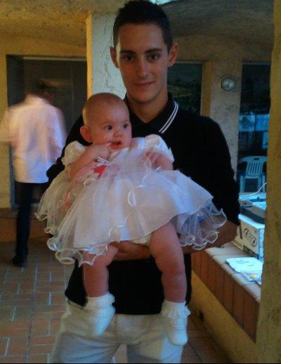 mon petit coeur Danelyne et moi :) <3