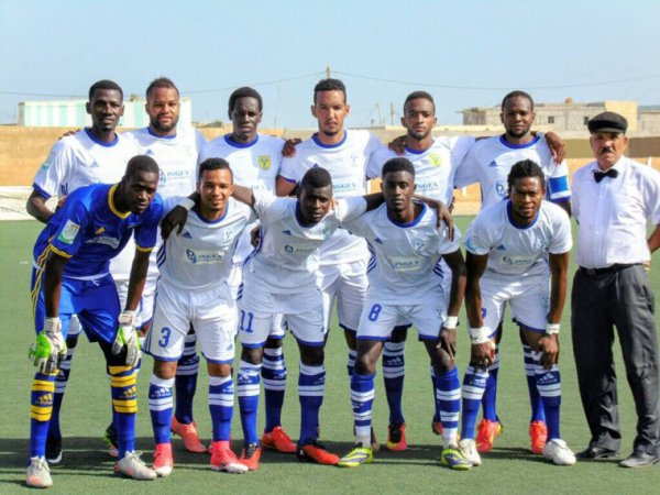 Club de ligue 1 Asc SNIM  nouadhibou