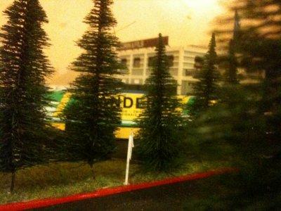 diorama 1/87 herpa zone industrielle et station service et etc... vous allez decouvrir par vous meme