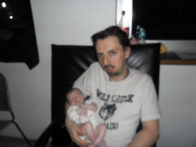 mon amour et notre fille