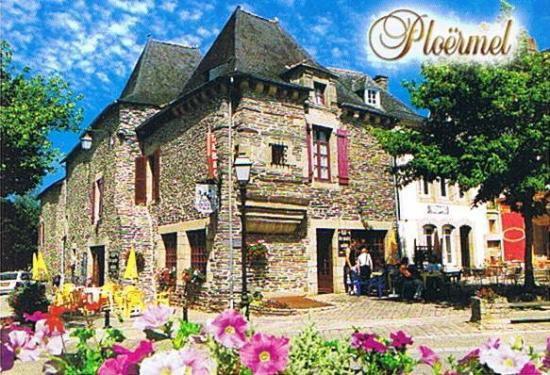 Ploërmel  ma ville-village de coeur ......