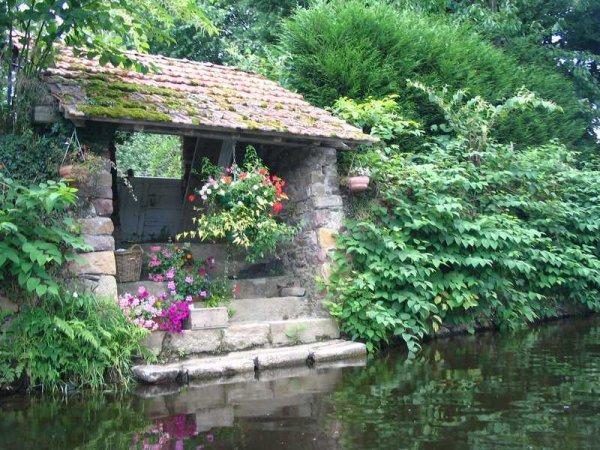 On continue la visite du joli petit village de Pontrieux