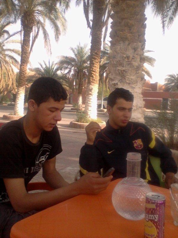Moi A vec Mon amon sur Wilayat Adrar
